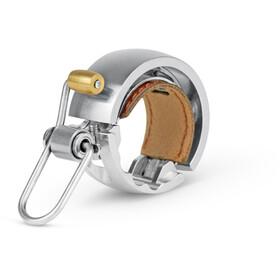 Knog Oi Luxe Ringeklokke sølv
